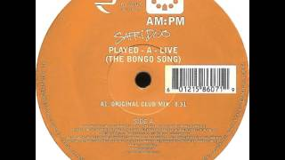 Safri Duo - Played-A-Live (The Bongo Song) (Original Club Mix)
