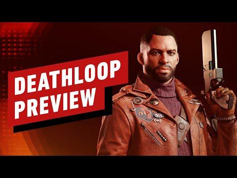 Deathloop Preview: It Isn't a Roguelike, It's Supernatural Hitman