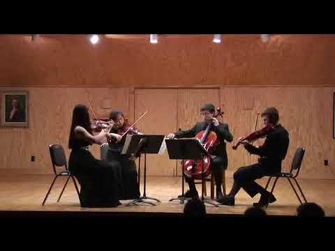 Ravel String Quartet in F Major