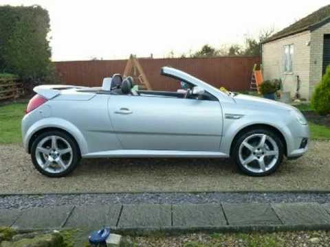 2006 vauxhall tigra convertible for sale sdsc specialist cars youtube. Black Bedroom Furniture Sets. Home Design Ideas
