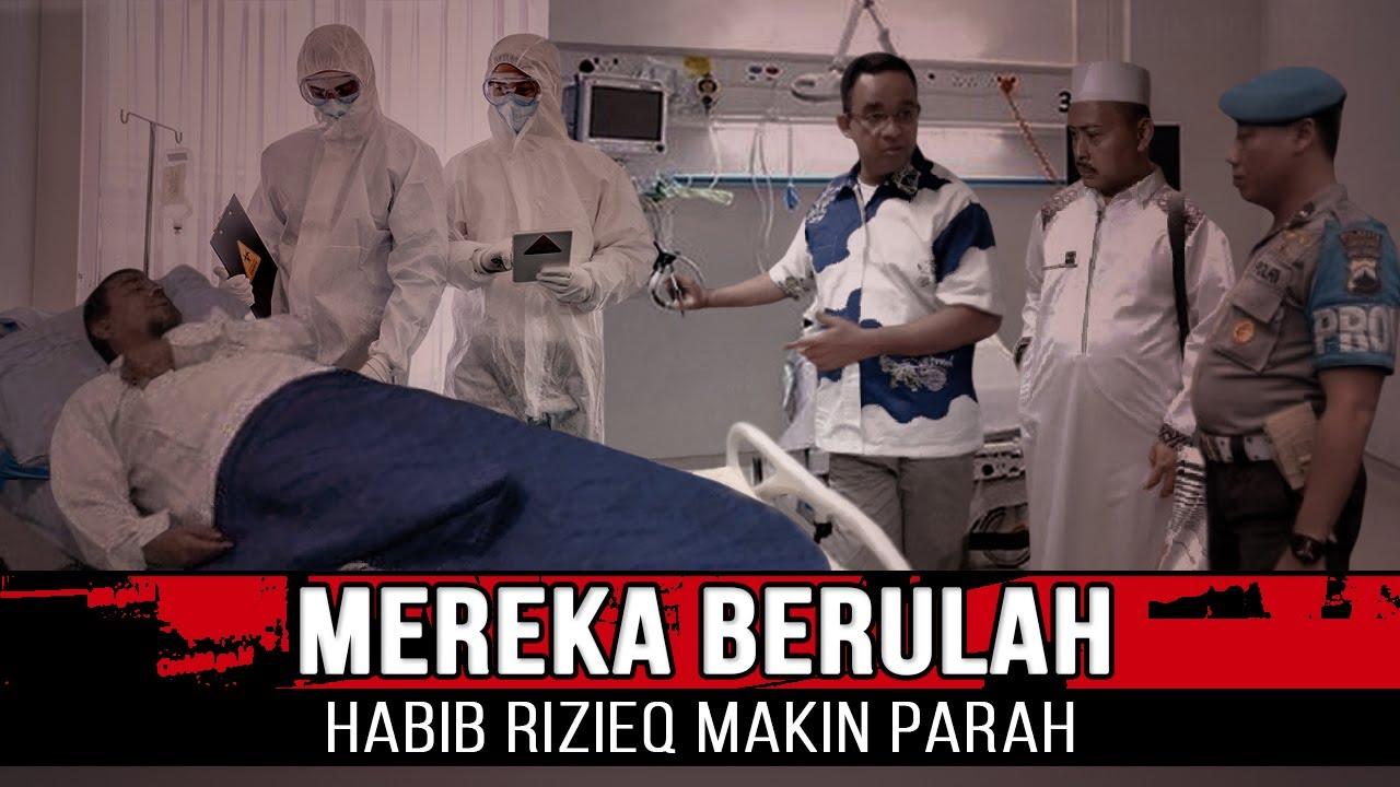 ANIES FPI BERULAH, HABIB RIZIEQ MAKIN PARAH