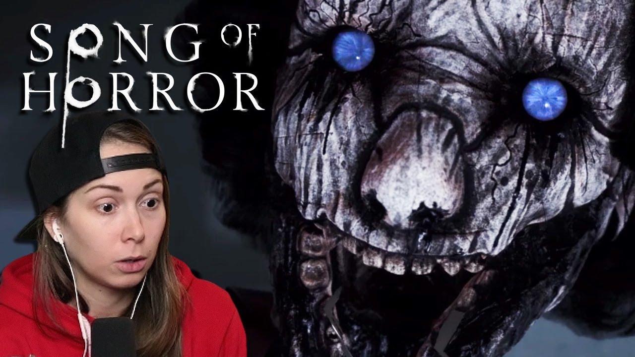 [ Song of Horror ] Finishing up Episode 1