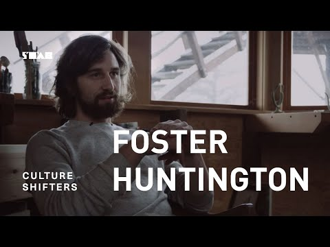 Culture Shifters With The Man Behind #vanlife, Foster Huntington