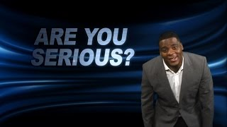 """""""Are You Serious?"""" with Clinton Portis"""