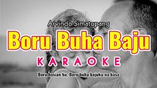 Boru Buha Baju Karaoke Arvindo Simatupang