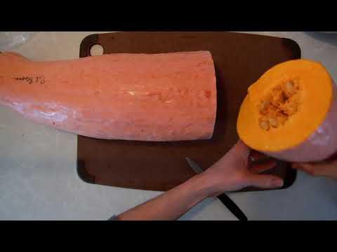 Cuisiner la courge: Pink Banana