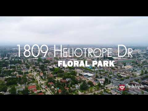 1809 Heliotrope Dr - Vintage Art Deco Hollywood-style Home!