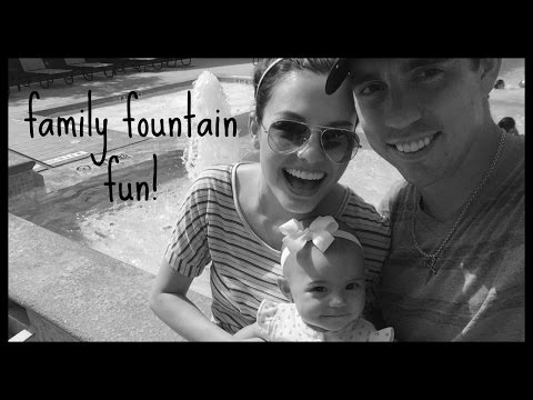 Family Fountain Fun! | TheGracefulLife