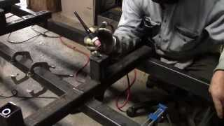 2004 Ford Ranger Flatbed Project - Welding Frame Supports/mounts