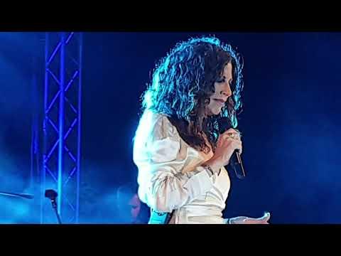 Arvanitaki - Ths Kalhnyxtas Ta Filia ( Live At Koukoumitsa Vonitsas 10.08.2019 )