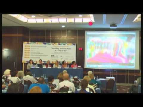 9  Women in War Annual Conference Beirut  June  2015