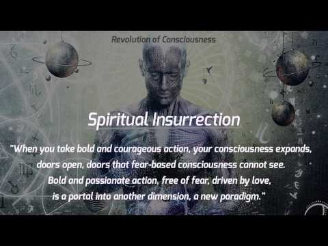 Spiritual Insurrection ~ Emancipate Yourself From Mental Slavery