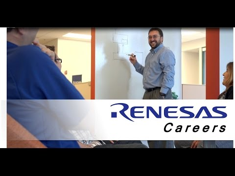 Renesas Electronics - A great place to work