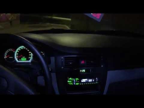 ELM 327 на Daewoo Gentra Chevrolet Lacetti