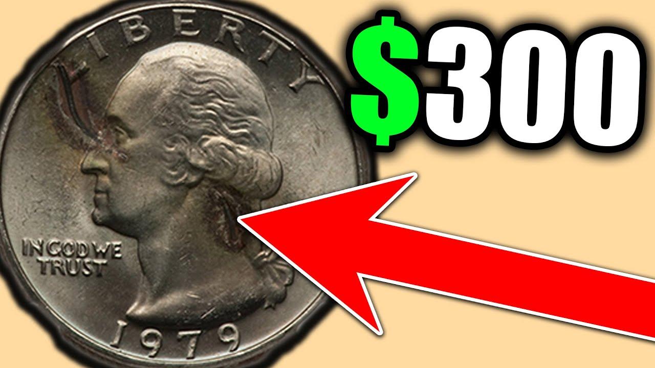 Rare 1979 Error Quarters that are WORTH MONEY!