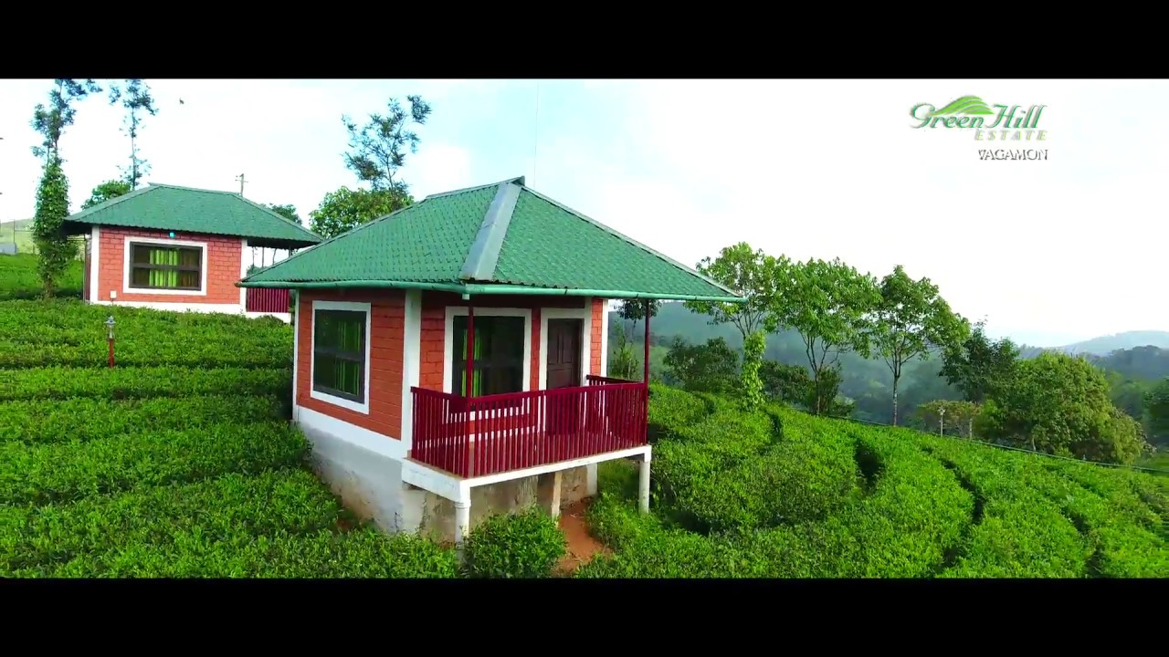 Best resort in Vagamon | Green Hill Estates uluppuni