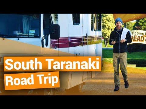 South Taranaki Road Trip - New Zealand's Biggest Gap Year - Backpacker Guide New Zealand