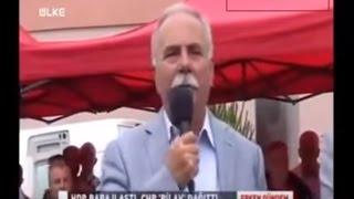 Hdp için Şükür Pilavı Dağıtan Çanakkale Belediye Başkanı'na LİNÇ girişimi...