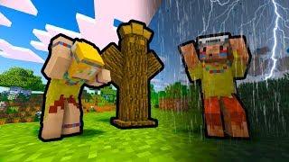 TANIEC DESZCZU - Minecraft EWO