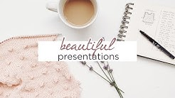 How To: Beautiful Interior Design Presentation.PPT