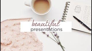 How To: Beautiful Interior Design Presentation.ppt