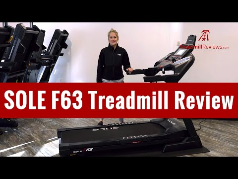 Sole F63 Treadmill Review (2020 Model)