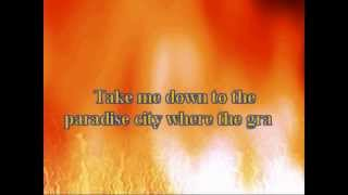 PARADISE CITY-GUNS N ROSES-Karaoke