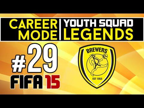 FIFA 15 Career Mode   Burton   Youth Squad Legends   Ep. 29