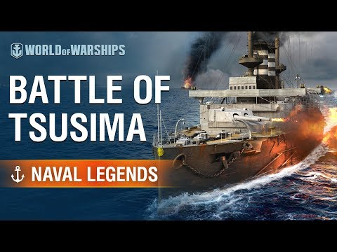[World of Warships] Naval Legends: Battle of Tsushima