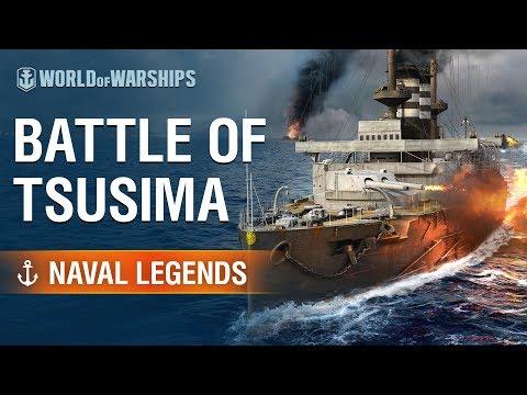 Naval Legends - Battle of Tsushima