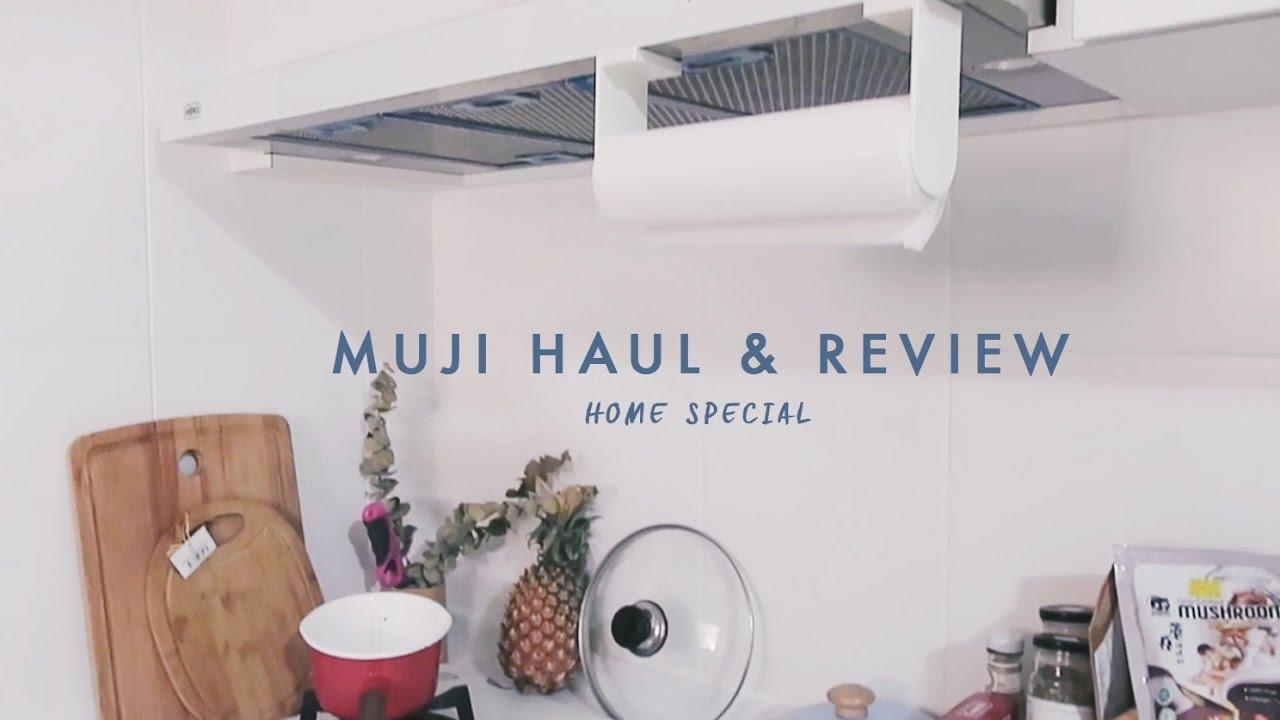 Muji Haul & Review | HOME - YouTube