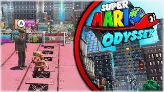 ¡¡ DESBLOQUEO LA NUEVA YORK DE SUPER MARIO ODYSSEY,