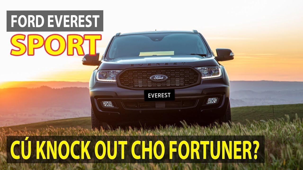 Ford Everest Sport 2020 -