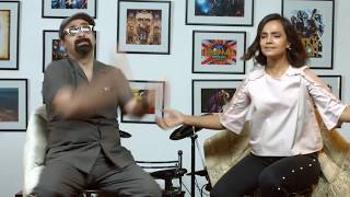 Aamina Sheikh Funny Interview with Voice Over Man - PROMO