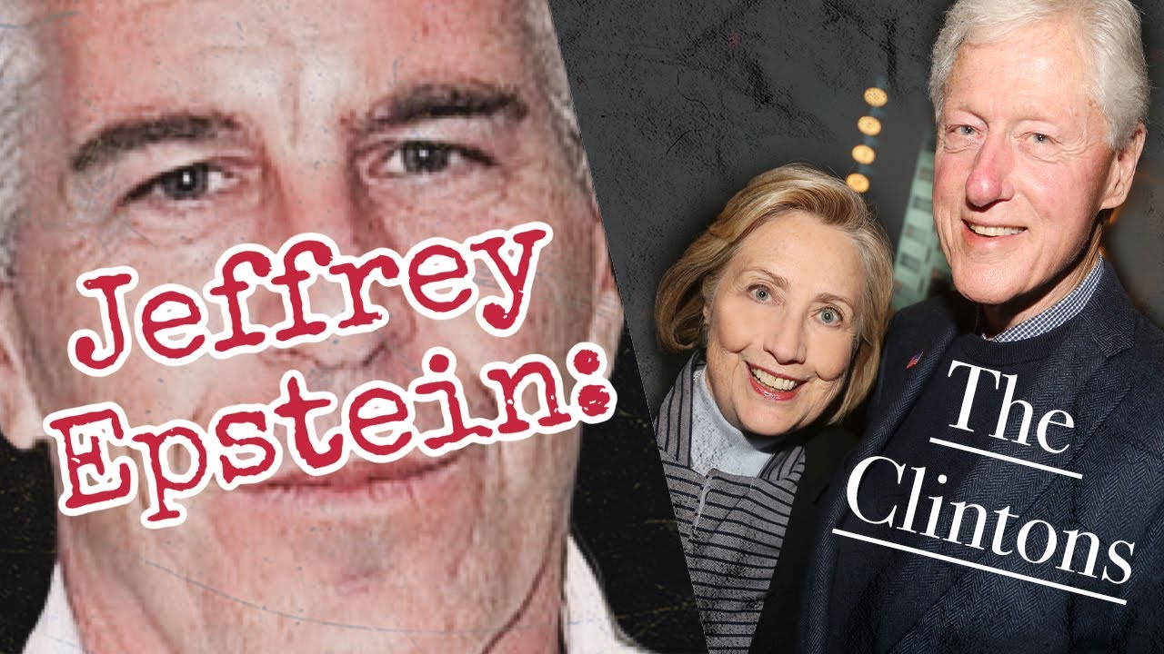 How Did Epstein Become Friends with the Clintons? I The Chad Prather Show
