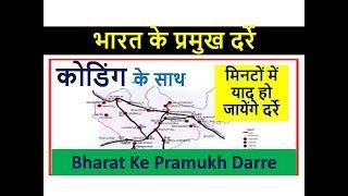 Bharat Ke Darre | Bharat Ke Darre Trick | Darre Ki Coding In Hindi | Bharat Ke Pramukh Darre Trick