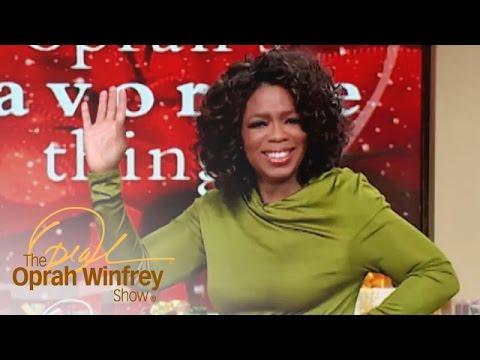 Did Stedman Keep Oprah's Teacher Giveaway Secret? | The Oprah Winfrey Show | Oprah Winfrey Network