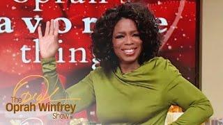 Did Stedman Keep Oprah's Teacher Giveaway Secret?   The Oprah Winfrey Show   Oprah Winfrey Network