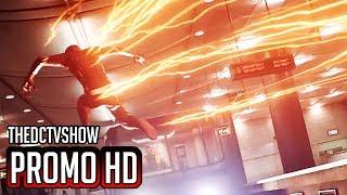 "The Flash Season 4 Promo ""The Flash Reborn"" (Fan Made)"