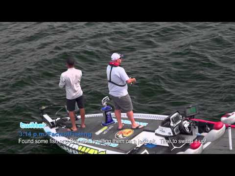 Facts of Fishing 2014 Full Episode 1 - The Brandon Palaniuk Lake Ontario Smallmouth Smash-Fest