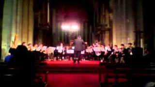Atlantic Brass 2011 Ceremonial Fanfare St Sever .mp4