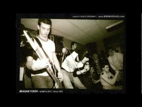 Reagan Youth - 'New Aryans'