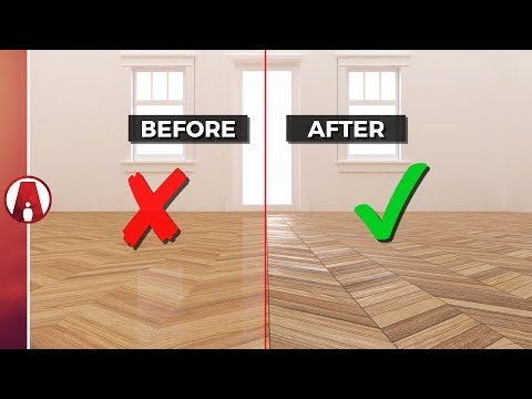 How to Create REALISTIC Materials | Vray 3.4 for Sketchup