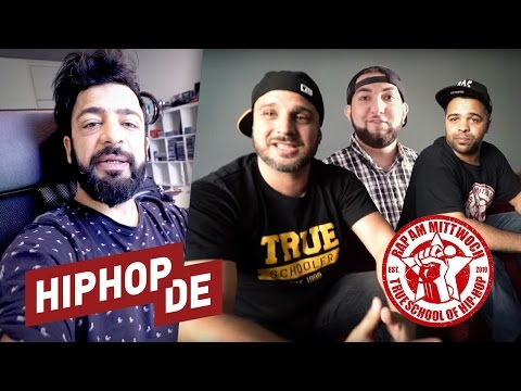 Punchlines & Respekt: Rap am Mittwoch hat deutschen Battle-Rap revolutioniert! (Interview) #waslos