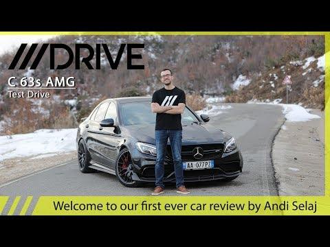 TEST DRIVE /// C63s AMG