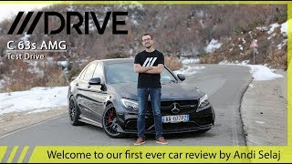 TEST DRIVE /// C63s AMG
