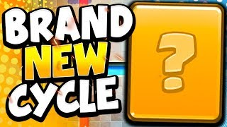 The NEWEST F2P CYCLE DECK in Clash Royale!!