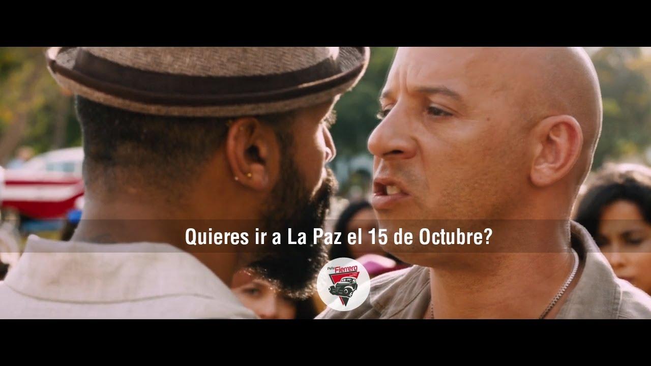 Download Toretto se enteró del 5to Encuentro Nacional de Autos CLásicos, Antiguos y Hot Rod en La Paz