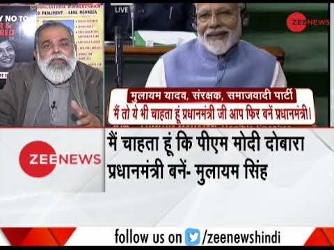 Taal Thok Ke: Want Modi to become PM once again, says Mulayam Yadav