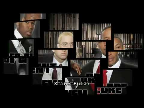 Eminem - Curtains Down (Feat Dr Dre And 50 Cent)